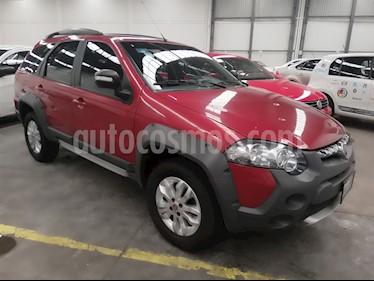 Foto venta Auto Usado Fiat Palio Adventure 1.6L (2016) color Rojo Alpine precio $185,000