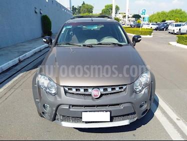 Foto venta Auto Seminuevo Fiat Palio Adventure 1.6L (2016) color Verde precio $185,000