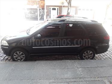 Foto venta Auto Usado Fiat Palio Weekend 1.4 Attractive (2014) color Negro Vulcano precio $205.000