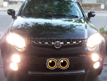 Foto venta Auto usado FIAT Palio Weekend 1.6 Adventure Locker (2015) color Negro precio $400.000