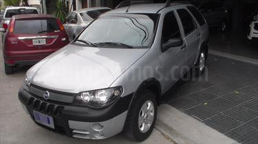 foto Fiat Palio Weekend 1.8 Adventure Active