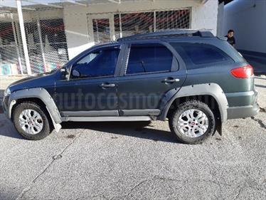 Foto venta Auto Usado Fiat Palio Weekend 1.8 Adventure Locker Xtreme (2008) color Gris Scandium precio $180.000