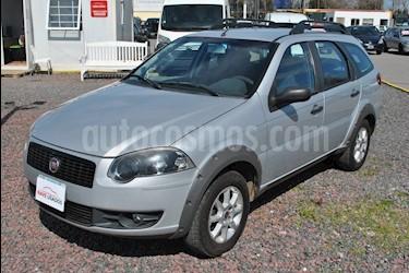 Foto venta Auto Usado Fiat Palio 1.4 Weekend Trekking (2010) color Gris Claro precio $198.000