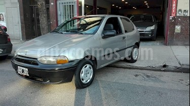 foto FIAT Palio 3P S 1.3 MPi usado (2000) color Gris Plata  precio $83.000