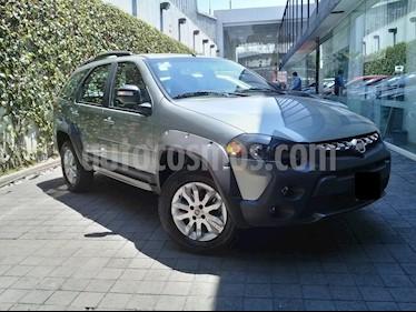 Foto venta Auto Usado Fiat Palio 4P 1.6L B (2017) color Plata precio $228,000
