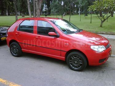 Foto venta Auto Usado Fiat Palio 4P 1.8L Pack 2 (2006) color Rojo precio $50,000