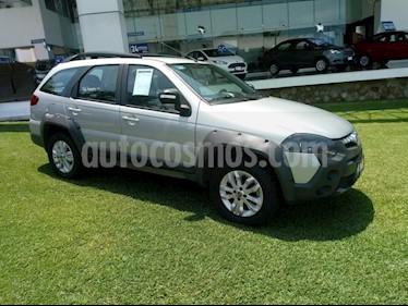 Foto venta Auto Usado Fiat Palio 5P 1.6L (2017) color Plata Bari precio $240,000