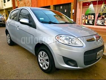 Foto venta Auto Usado Fiat Palio 5P Attractive (2012) color Gris Cromo precio $170.000