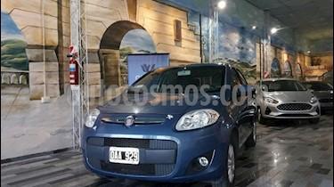 Foto venta Auto Usado Fiat Palio 5P ELX 1.4 (2014) color Azul Celeste precio $230.000