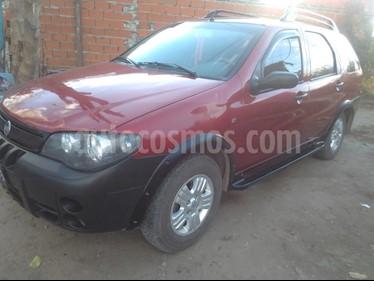 Foto venta Auto Usado Fiat Palio 5P HLX 1.8 (2007) color Rojo precio $150.000