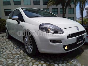 Foto venta Auto Usado Fiat Punto 1.4L 3P (2013) color Blanco precio $125,000
