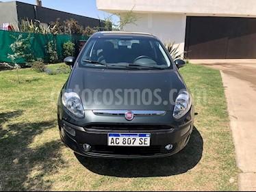 Foto venta Auto Usado Fiat Punto 5P 1.4 Attractive Pack Top (2016) color Gris precio $430.000