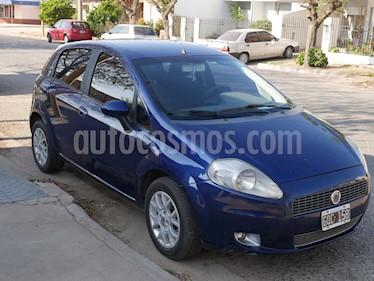 Foto venta Auto Usado Fiat Punto 5P 1.4 ELX Top II (2007) color Azul Buzios precio $130.000