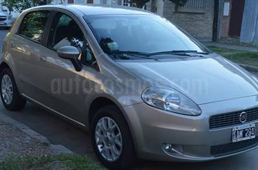 Foto venta Auto usado Fiat Punto 5P 1.4 ELX (2009) color Champagne precio $145.000