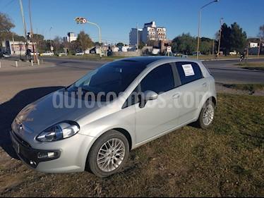 Foto venta Auto Usado Fiat Punto 5P 1.6 Essence (2013) color Gris Scandium precio $240.000