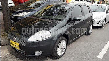 Foto venta Auto Usado Fiat Punto 5P 1.6 Essence (2011) color Gris Oscuro precio $189.000