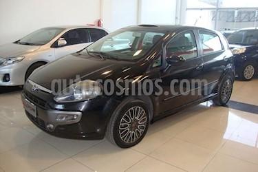 Foto venta Auto Usado Fiat Punto 5P 1.6 Sporting (2013) color Gris Oscuro precio $160.000