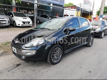 Foto venta Auto Usado Fiat Punto 5P 1.6 Sporting (2013) color Negro precio $259.000