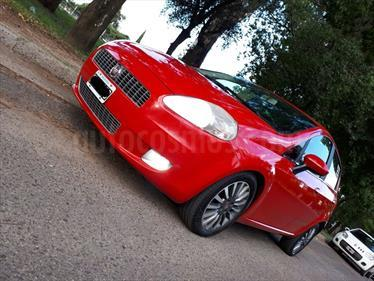 Foto venta Auto usado Fiat Punto 5P 1.8 HLX (2009) color Rojo Alpine precio $160.000