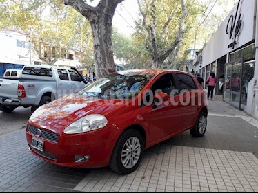 Foto venta Auto Usado Fiat Punto 5P ELX 1.4 Top II (2012) color Rojo precio $205.000