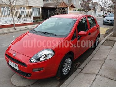 Foto venta Auto Usado Fiat Punto Easy 1.4L (2017) color Rojo precio $6.000.000