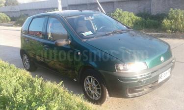 Foto venta Auto usado FIAT Punto SX 1.2L  (2001) color Verde precio $1.800.000