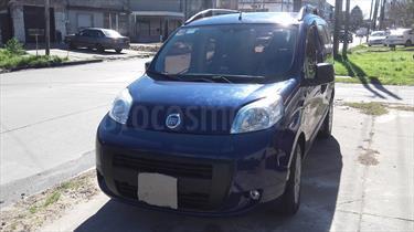 Foto venta Auto Usado Fiat Qubo Active (2014) color Azul Nocturno precio $205.000