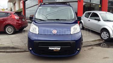 Foto venta Auto Usado Fiat Qubo Dynamic (2014) color Azul Galaxia precio $235.000