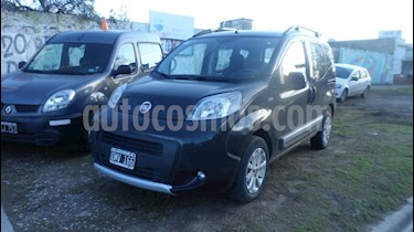 Foto venta Auto Usado Fiat Qubo Trekking 1.4 8v MT (73cv) (2014) color Gris Oscuro precio $260.000