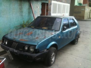 Foto Fiat Ritmo 2000 TC L4 2.0