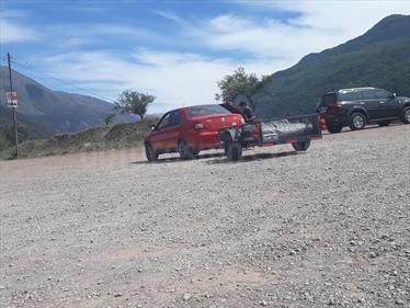 Foto venta Auto Usado Fiat Siena Fire Way (2014) color Rojo Bari precio $180.000