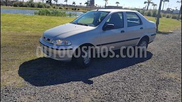 Foto venta Auto Usado Fiat Siena ELX 1.4 Active (2001) color Gris Scandium precio $100.000