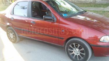 Foto venta Auto usado Fiat Siena SD 1.7 (1997) color Bordo precio $55.000