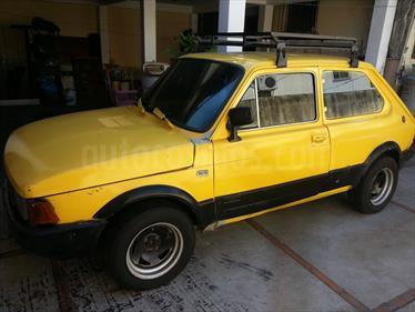 Foto Fiat Spacio 147 usado (1986) color Amarillo precio BoF40.000