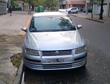 Foto venta Auto usado Fiat Stilo 1.8 Active (2005) color Gris precio $110.000