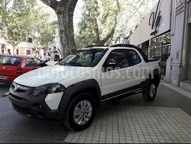 Foto venta Auto Usado Fiat Strada Adventure 1.6 Cabina Doble 3 Puertas (2018) color Blanco precio $700.000