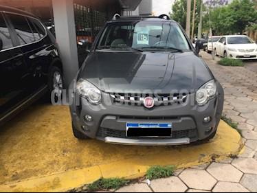 Foto venta Auto usado Fiat Strada Adventure 1.6 Cabina Doble 3 Puertas (2016) color Verde Oscuro precio $410.000