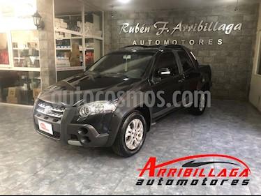 Foto venta Auto Usado Fiat Strada Adventure 1.6 Cabina Doble (2010) color Negro Vesubio precio $220.000