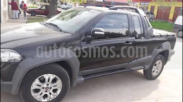 Foto venta Auto Usado Fiat Strada Adventure 1.8 Cabina Extendida (2010) color Negro Vulcano precio $190.000