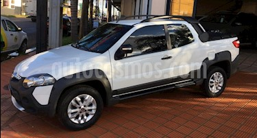 Foto venta Auto Usado Fiat Strada Adventure Adventure C/Doble 1.6 16v. Serie (2015) color Blanco precio $348.000