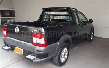 Foto venta Auto usado Fiat Strada Trekking 1.3 Multijet Cabina Extendida (2012) color Negro Vulcano precio $180.000