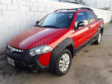 Foto venta Auto Usado Fiat Strada Trekking 1.4 Cabina Simple Seguridad (2013) color Rojo precio $200.000