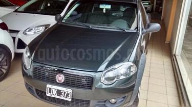 Foto venta Auto Usado Fiat Strada Trekking 1.4 Cabina Simple Seguridad (2012) color Gris Oscuro precio $165.000