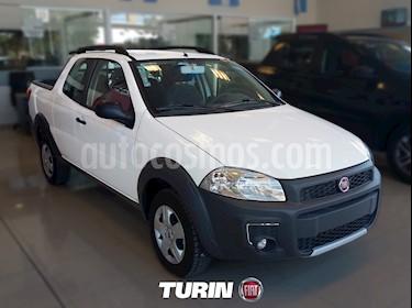 FIAT Strada Working 1.4 Cabina Doble 3 Puertas nuevo color Blanco Banquise precio $934.000