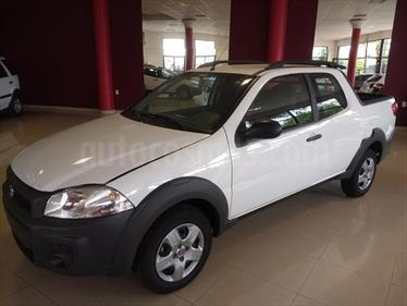 Foto FIAT Strada Working 1.4 Cabina Doble usado (2016) color Blanco precio $485.000