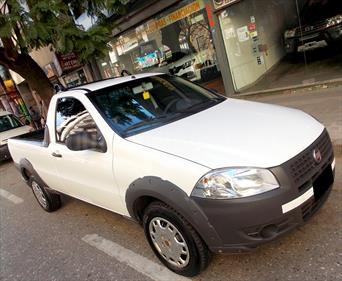Foto Fiat Strada Working 1.4 Cabina Simple