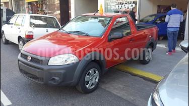 Foto venta Auto nuevo Fiat Strada Working 1.4 Cabina Simple color Gris Cromo precio $285.000