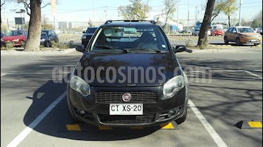 Foto venta Auto Usado Fiat Strada  1.4L Trekking CD (2011) color Negro precio $3.800.000