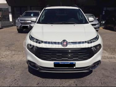 Foto venta Auto usado Fiat Toro 2.0 TDi Freedom 4x4 CD (2017) color Blanco precio $840.000