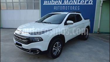 Foto venta Auto Usado Fiat Toro Freedom 4x4 (2017) color Blanco precio $810.000